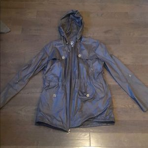 New York and Company Rain Jacket